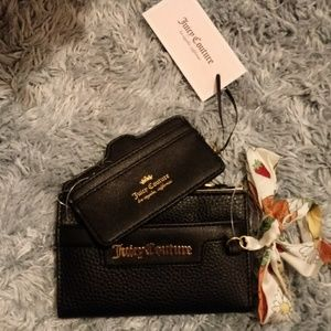 Juicy Couture Bags - 🔸 Juicy Couture🔸 Black leather